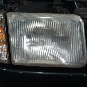 After Headlight Restoration